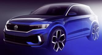 Volkswagen T-Roc R konsept resim galerisi (15.02.2019)