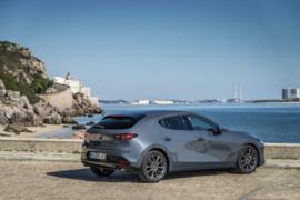 2019 Mazda3 resim galerisi (20.02.2019)