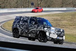 2020 Land Rover Defender resim galerisi (20.03.2019)