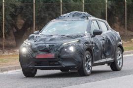 2020 Nissan Juke resim galerisi (21.03.2019)