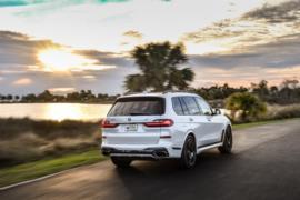 BMW X7 Resim Galerisi (15.04.2019)