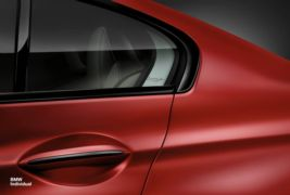 BMW M6 GRANCOUPE INDIVIDUAL RESİM GALERİSİ