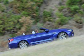 BMW M6 CONVERTIBLE GALERİ