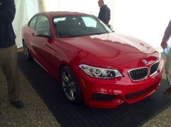 YENİ BMW M2.35İ RESİM GALERİSİ
