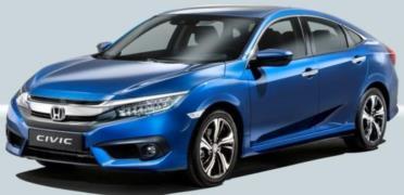 Yeni Civic sedan