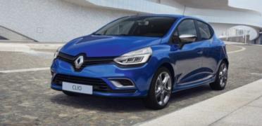Renault 2015 Clio - Oto Teknik Veri