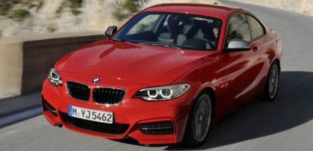 YENİ BMW 2 SERİSİNİN İLK FOTOĞRAFLARI SIZDI