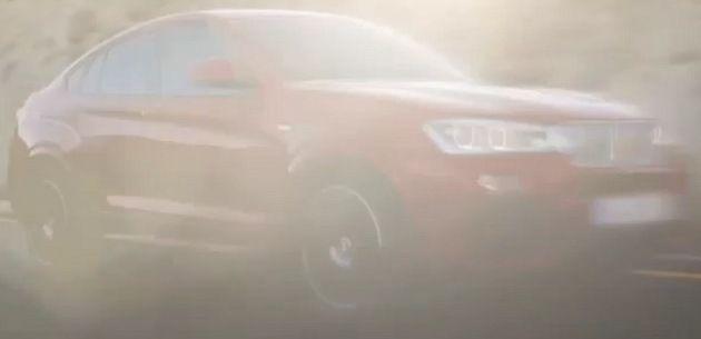 BMW, YENİ X4