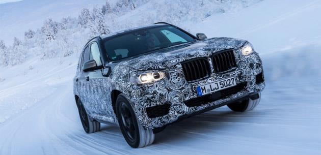 2018 BMW X3 Motor Seçenekleri