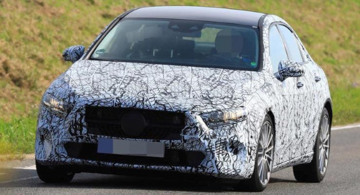 2018 Mercedes-Benz A-Serisi Sedan Ağustos'ta satışa çıkacak