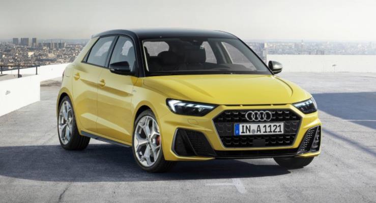 2019 Audi A1 Sportback yeni stil ve kabin teknolojileriyle geliyor