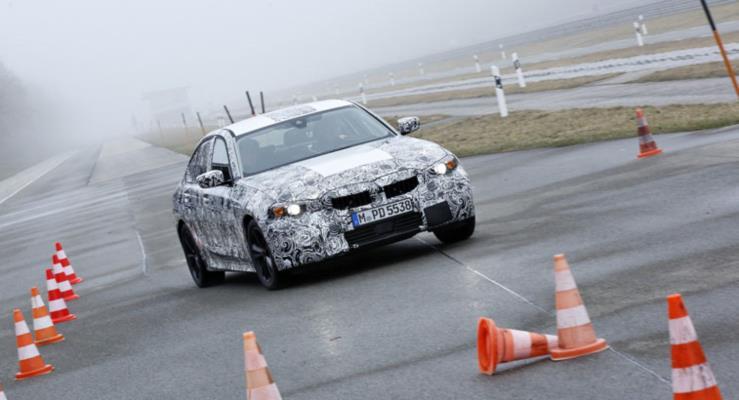2019 BMW 3-Serisi son test aşamasına girdi