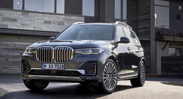 2019 BMW X7: büyük ve lüks