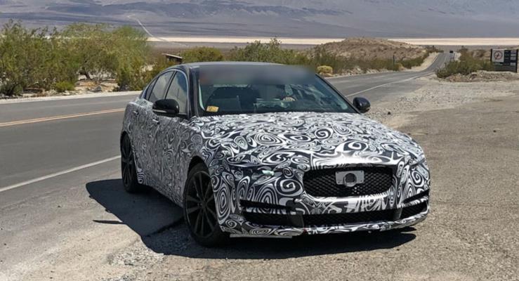 2019 Jaguar XE, 48 volt yarı hibrit sistemle geliyor