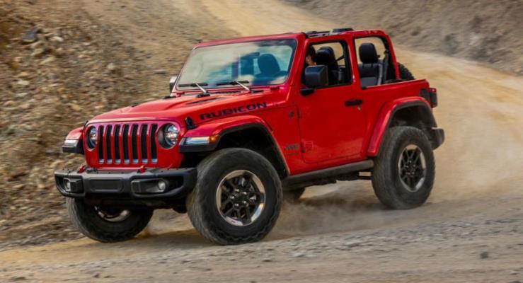 2019 Jeep Wrangler sonbaharda geliyor