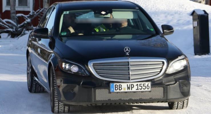 2019 Mercedes-Benz C-Serisi'ne dizel – elektrikli hibrit sistem
