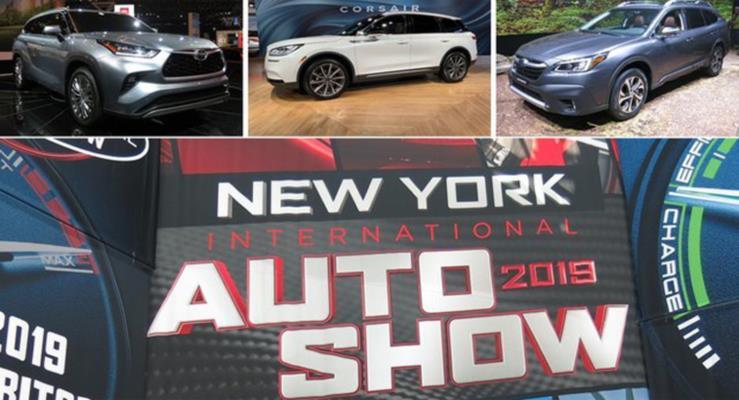 2019 New York Otomobil Fuarı Kapılarını Açtı