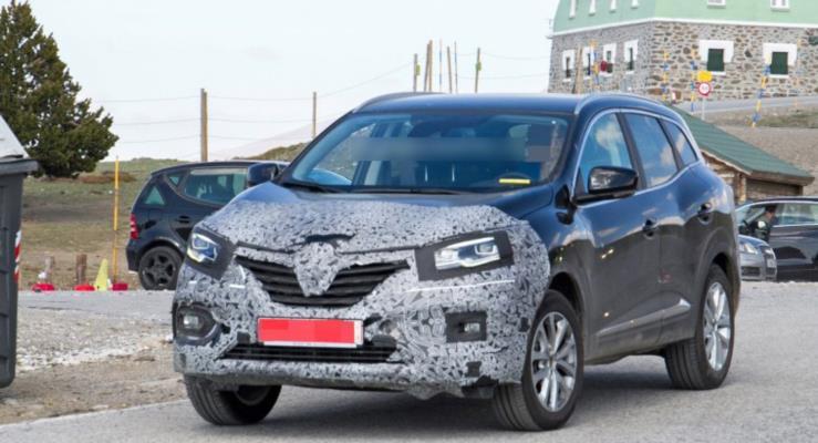2019 Renault Kadjar stil ve teknoloji güncellemeleriyle geliyor