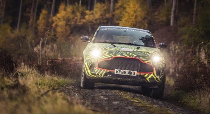 2020 Aston Martin DBX: Görünüm, Motorlar Ve Tüm Detaylar