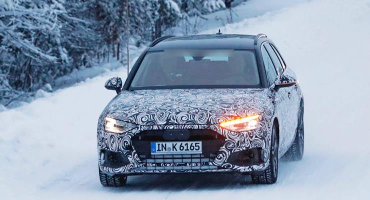 2020 Audi A4 ailesi bu kez kapsamlı güncelleniyor