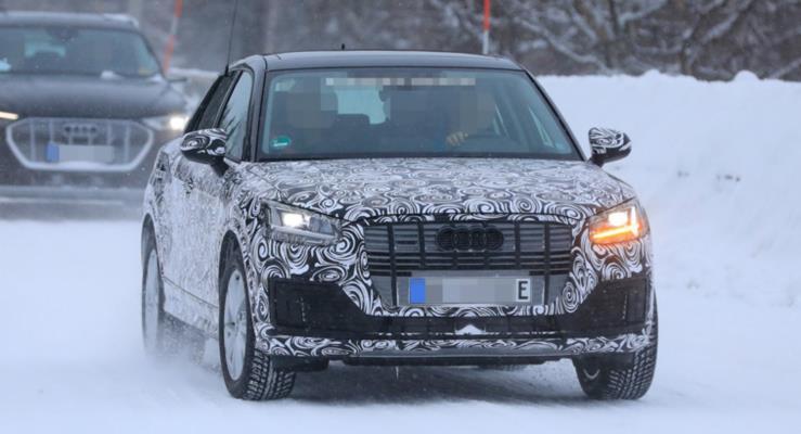 2020 Audi Q2 L E-Tron Sadece Çin