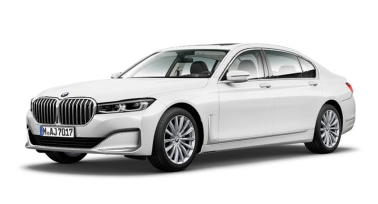 2020 BMW 7-Serisi internete sızdırıldı