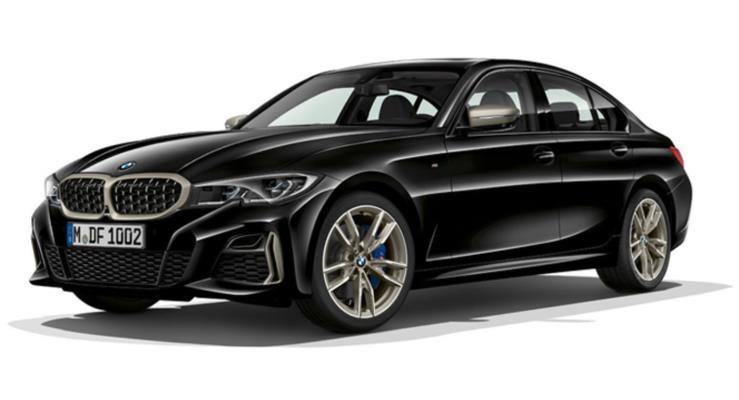 2020 BMW M340i LA Auto Show öncesinde ortaya çıktı