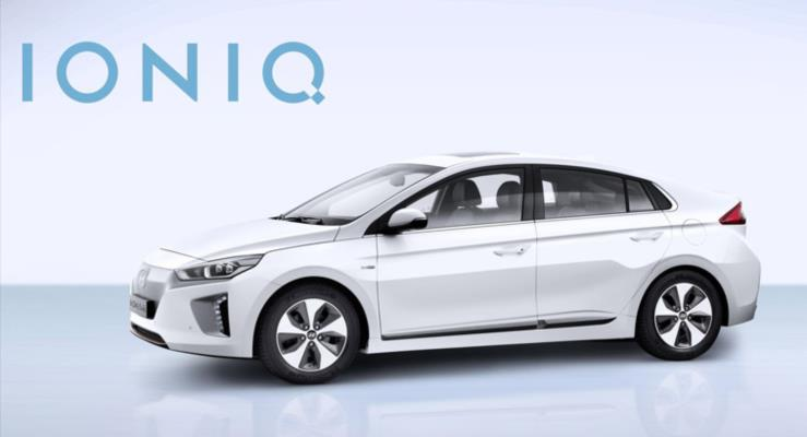 2020 Hyundai Ioniq'in menzili artırılacak