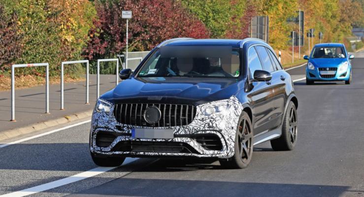 2020 Mercedes-AMG GLC 63 gelecek yıl çıkıyor