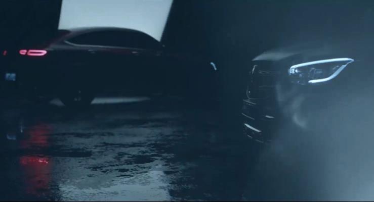 """2020 Mercedes-Benz GLC Coupe """"Pek Yakında"""""""