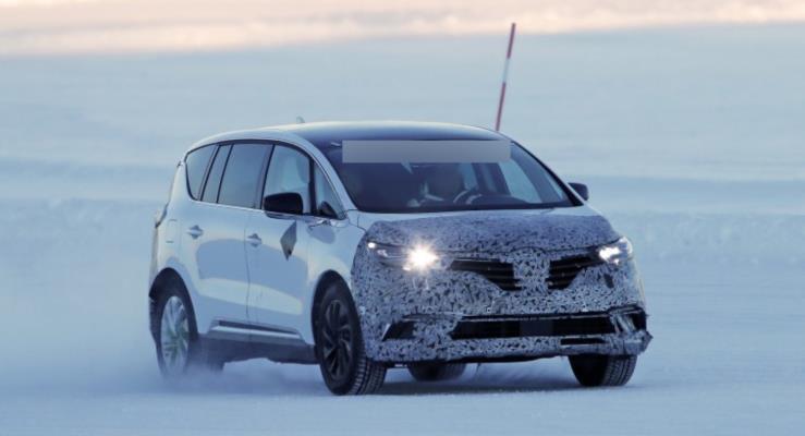 2020 Renault Espace yeni motorlar ve farklı bir stille geliyor