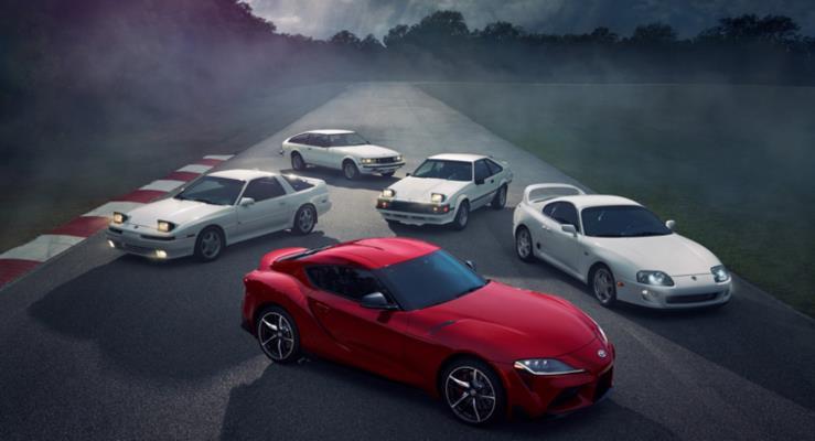 2020 Toyota GR Supra Detroit'de tanıtıldı