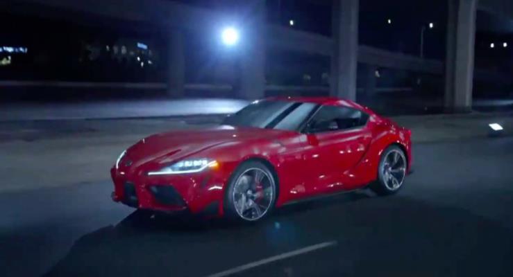 2020 Toyota Supra'dan yeni fotoğraflar ve detaylar