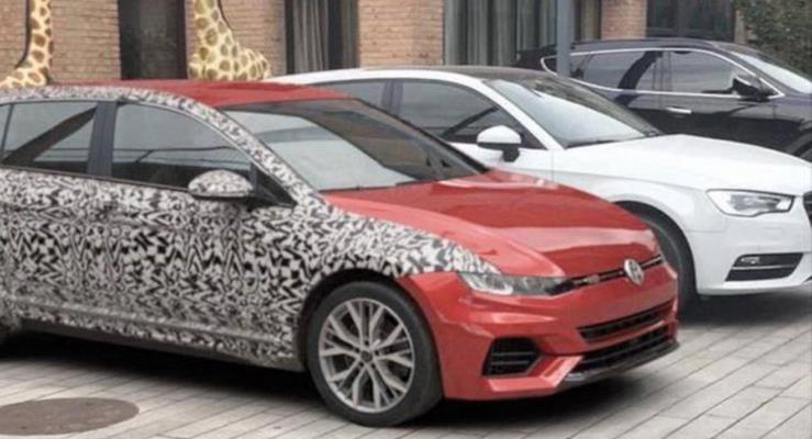 2020 Volkswagen Golf Mk8 ortaya çıktı mı?