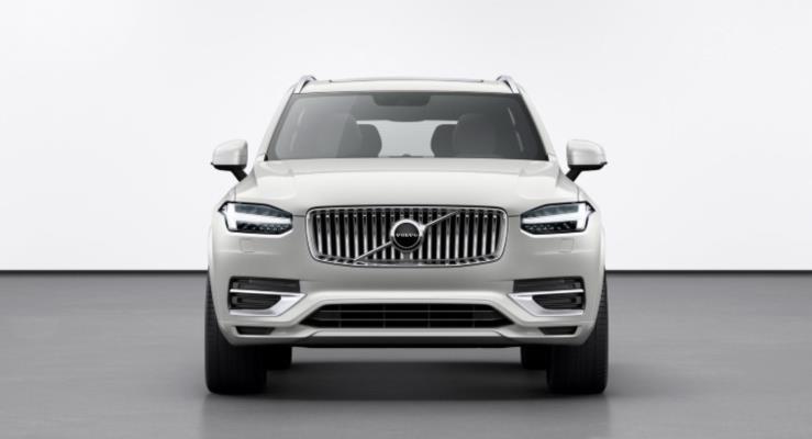 2020 Volvo XC90 yeni teknolojilerle ortaya çıktı