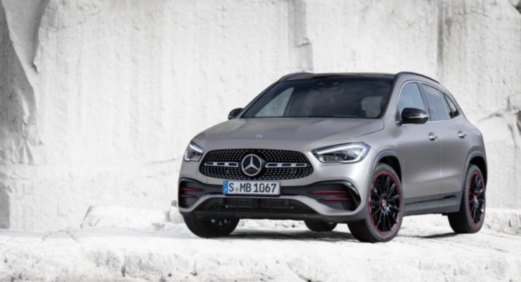 2021 Mercedes-Benz GLA Genç ve Dinamik
