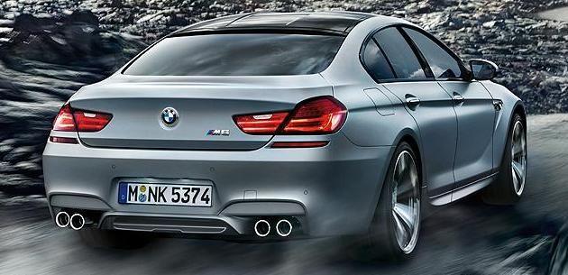 YENİ BMW M6 GRAN COUPE SATIŞTA