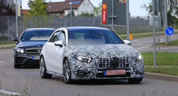 421 PS güç çıkışıyla geliyor: Mercedes-AMG A45 S