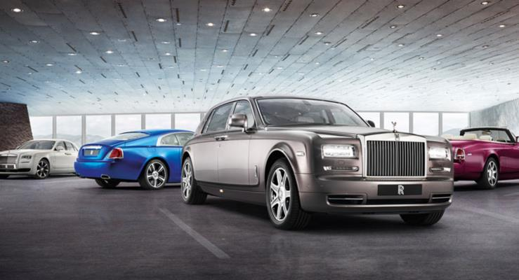 55 Bitcoin'e bir Rolls-Royce!