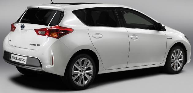 Yenİ Toyota Aurİs 1 4 D 4d M M 1 33 1 6 Multidrive S