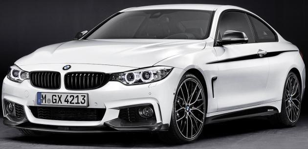 YENİ BMW 4 SERİSİNE M PERFORMANS PAKETİ; TEKNİK DETAYLAR