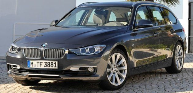 BMW 316İ TOURİNG 133.920 TL FİYATLA GELİYOR