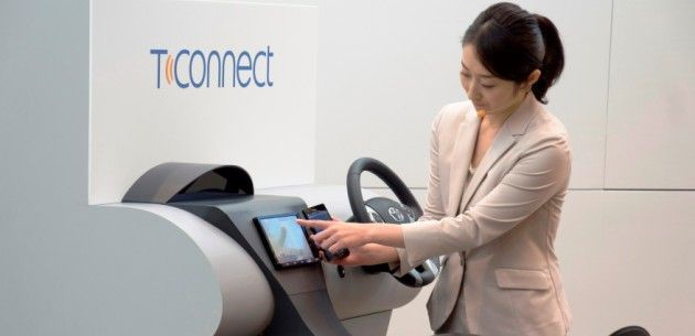 TOYOTA'NIN GELİŞMİŞ TELEMATİK SİSTEMİ T-CONNECT JAPONYA'DA UYGULANMAYA BAŞLIYOR
