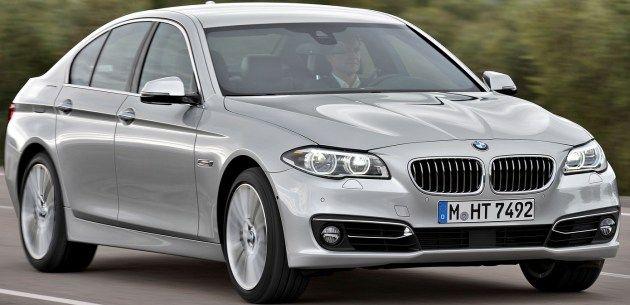 YENİ BMW 5.20i; 1.6 LİTRE MOTORLU 5 SERİSİ FİYATI TEKNİK ÖZELLİKLERİ