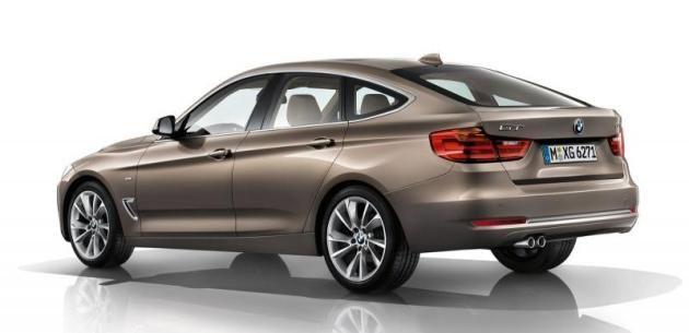 BMW 3 SERİSİ GT YAKINDA YOLLARDA