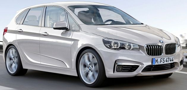 YENİ BMW 1 SERİSİ GT