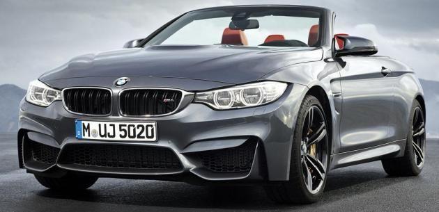 BMW M4 CONVERTİBLE NEW YORK OTOMOBİL FUARI