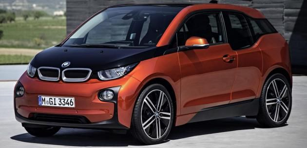 YENİ BMW i3