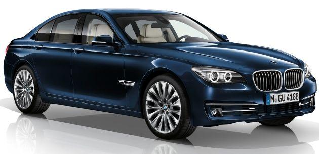 BMW 7 SERİSİNDE; EXCLUSİVE AYRICALIĞI