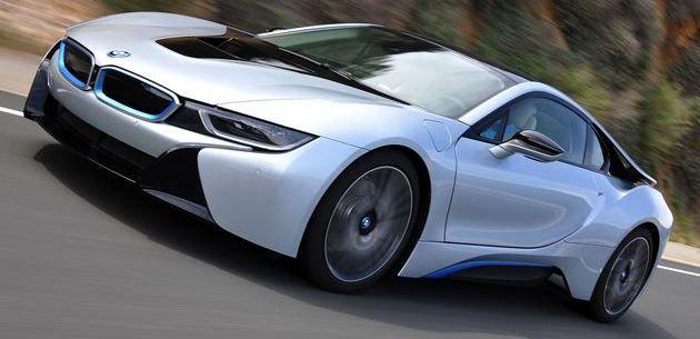 BMW İ3, 40 BİN EURO, İ8 İSE 200 BİN EURO